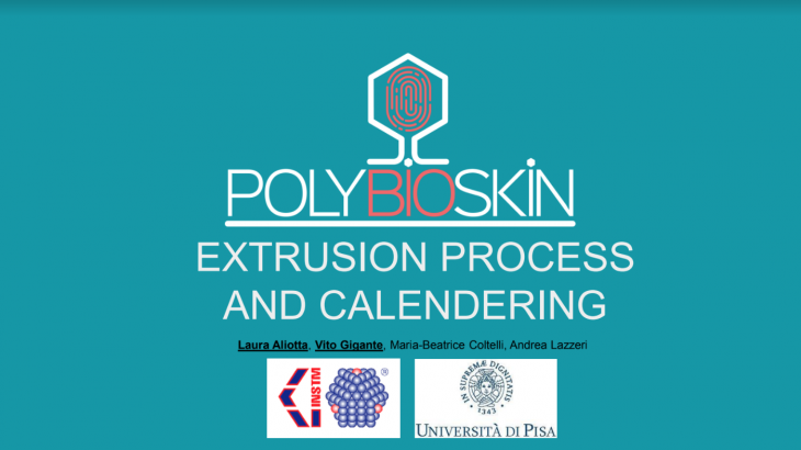 PolyBIOskin-Extrusion Process and Calendering_01